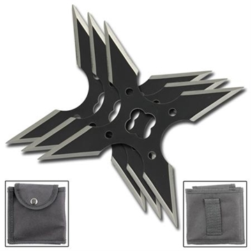 Picture of Lucky Charm Ninja Throwing Star Set
