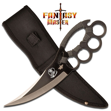 Picture of Chakra Blade Knuckle Guard Knife