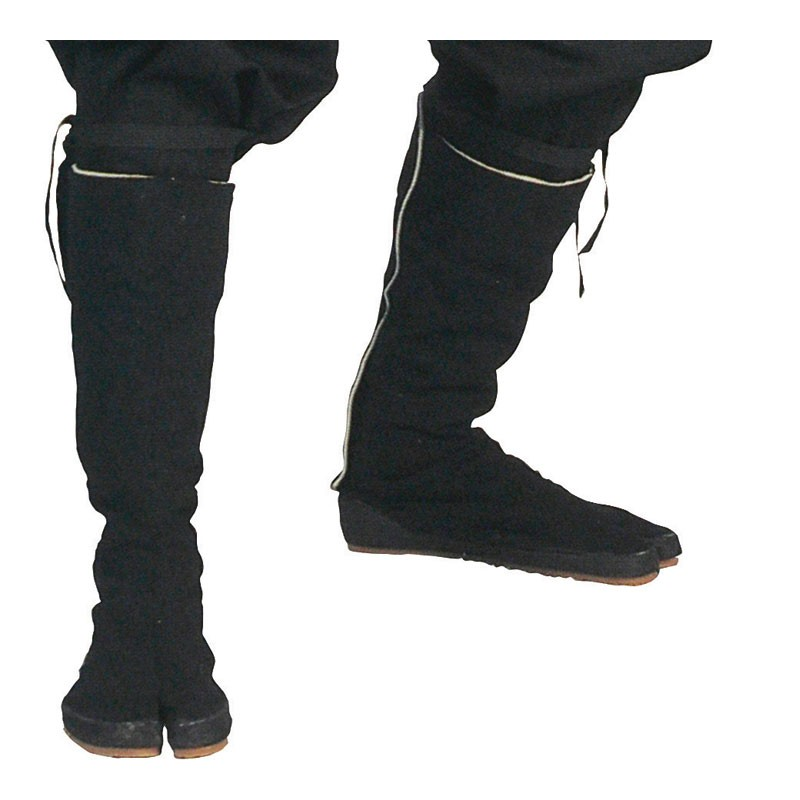 Black Ninja Tabi Boots For Sale | All Ninja Gear: Largest ...