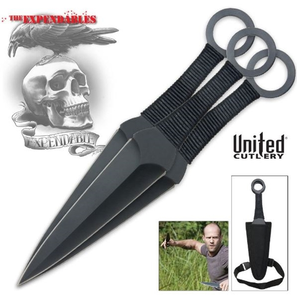 Picture of The Expendables Kunai Throwers