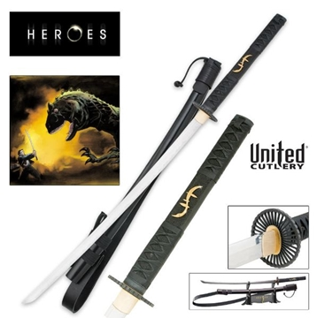 Picture of HEROES Sword of Hiro Nakamura
