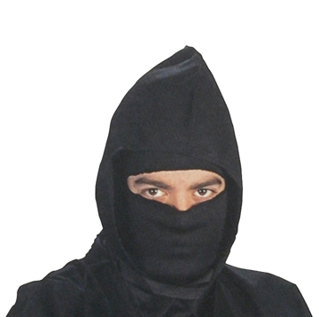 Picture of Ninja Hood With Mask