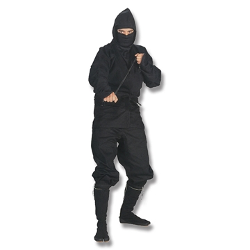 Picture of Shinobi Ninjutsu Stealth Ninja Uniform
