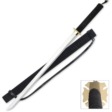 Picture of Black Stealth Ninjato Sword