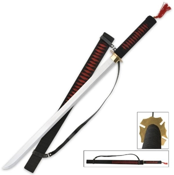 Picture of Red Ninjato Sword