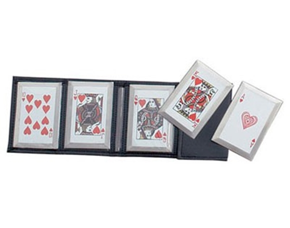 Picture of Ninja's Deadliest Royal Flush Throwing Cards - Hearts