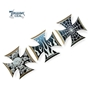 Picture of Iron Cross Ninja Star Set