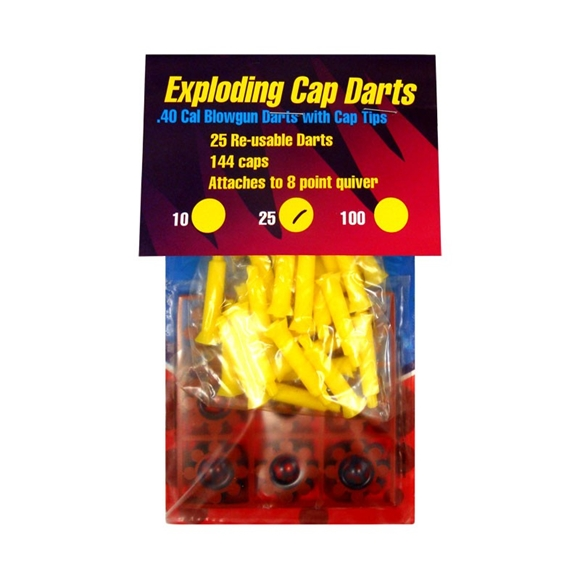Picture of Exploding Cap Darts