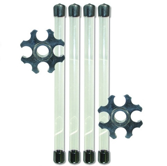 Picture of Paintball Quivers and Tubes