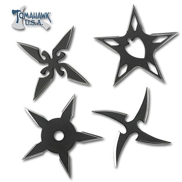 Picture of Orion Ninja Throwing Star Set