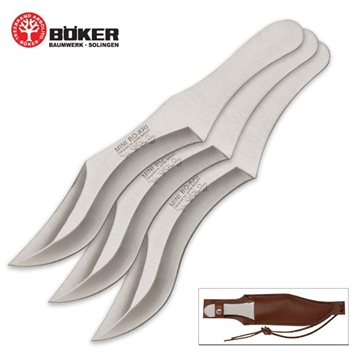 Picture of Boker Magnum Throwing Knife Set