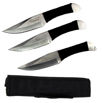 Picture of Skyhawk Throwing Knife Set