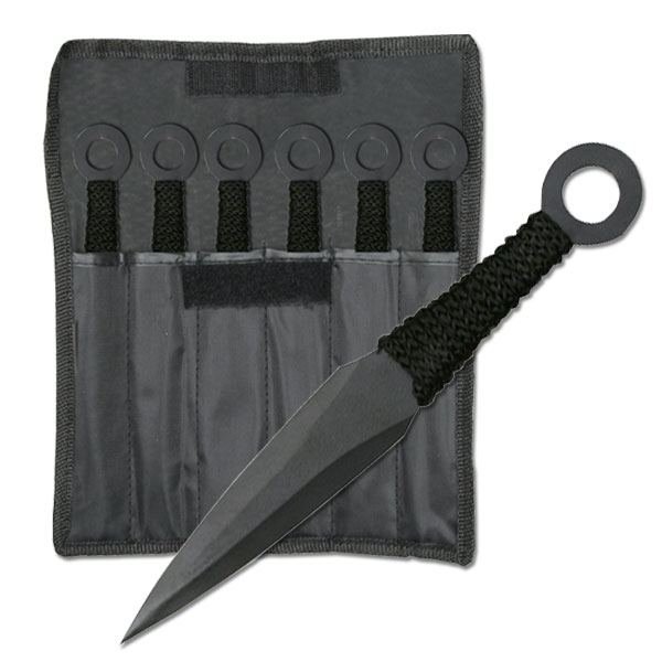 Naruto Kunai Throwing Knife Set For Sale All Ninja Gear