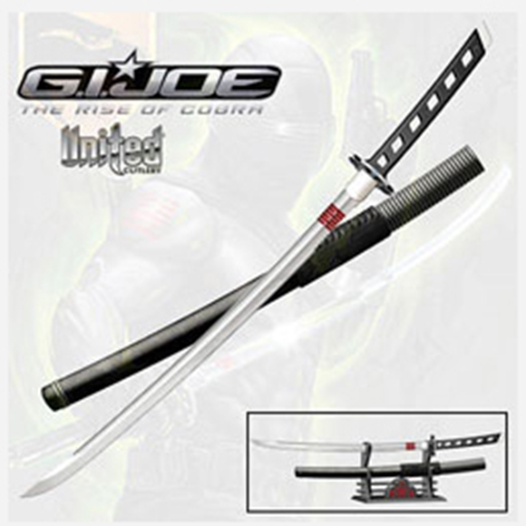 Picture of GI JOE Snake Eyes Katana Sword