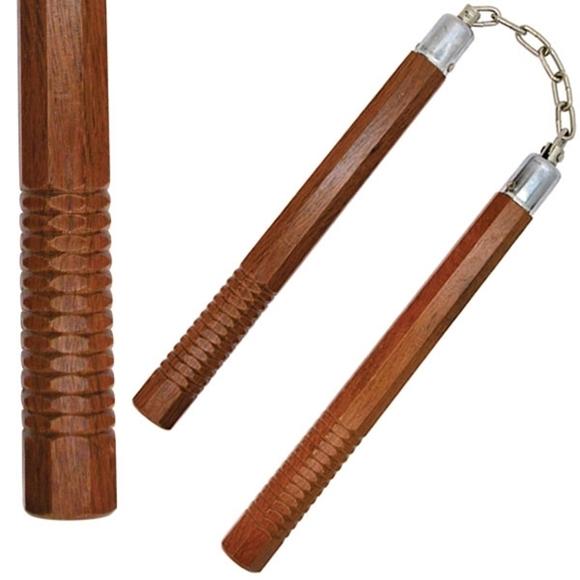 Picture of Octagon Nunchaku
