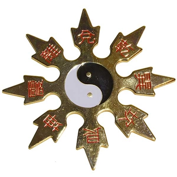 Picture of Yin Yang Throwing Star