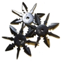 Picture of Spear Point Ninja Star Set