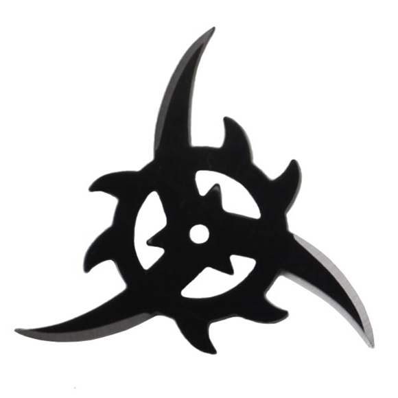 Picture of Deadly Wave Ninja Throwing Star