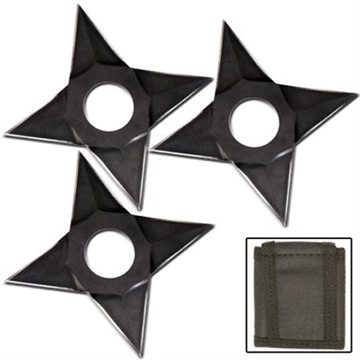 Picture of Naruto Shuriken Ninja Star Set