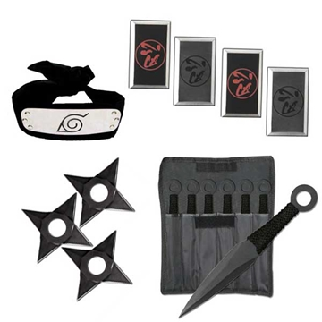 Picture of Naruto Gift Set