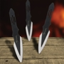 Picture of Typhoon Triple Throwing Knife Set