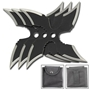 Picture of Flying Tiger Claw Ninja Throwing Star Set