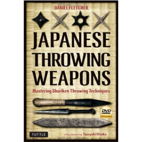 Picture of Japanese Throwing Weapons: Mastering Shuriken Throwing Techniques