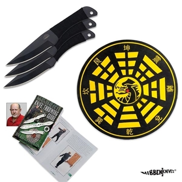 Picture of Ninja Throwing Knife Gift Set