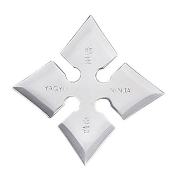 Picture of Unlucky Clover Ninja Throwing Star