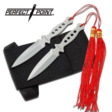 Picture of Tassels of Terror Throwing Knives