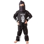 Picture of Kid's Ninja Costume With Safe Ninja Weapons