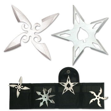 Picture of Dorado Ninja Throwing Star Set