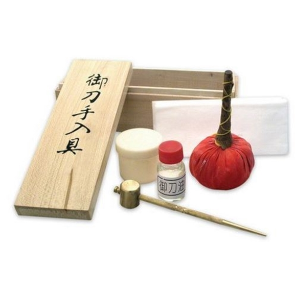 Picture of Sword Cleaning Kit