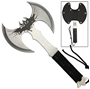 Picture of Black Splash Bat Fantasy Throwing Axe