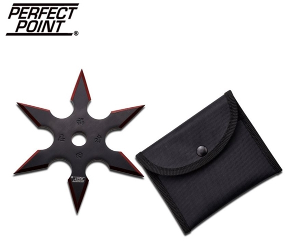 Picture of Blood Red Vega Ninja Shuriken