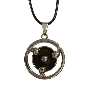 Picture of Black Sharingan Necklace