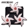 Picture of Sharingan Symbol Ninja Throwing Star Set