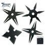 Picture of Draco Ninja Throwing Star Set