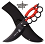 Picture of Fantasy Master Fixed Blade Trench Knife