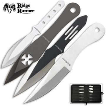 Picture of Ridge Runner 24 Piece Throwing Knife Assortment