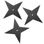 Picture of Cold Steel Sure Strike Light Throwing Star Set of 3