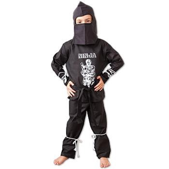 Picture of Kid's Ninja Costume