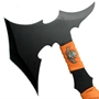 Picture of Scary Skull Head Throwing Axe