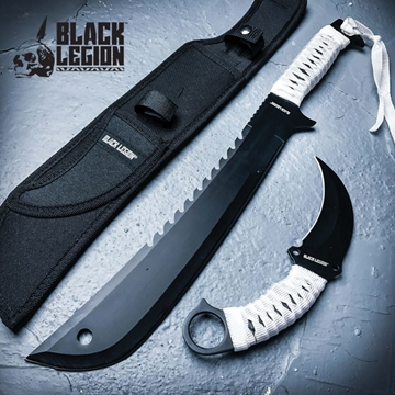 Picture of Black Legion Spectre Twins 2-Piece Knife Set