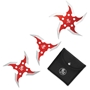Picture of Circulus Mortem 3-Piece Throwing Star Set