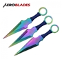 Picture of Hidden Leaf Kunai Throwing Knives