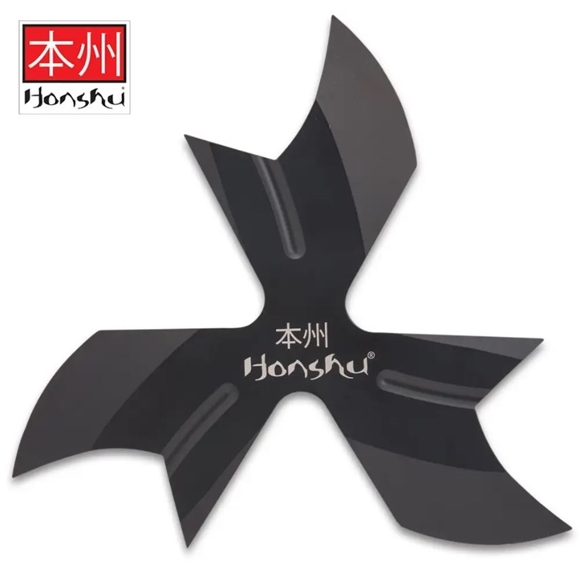 Picture of Honshu Spiral Ninja Throwing Star